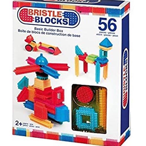 BRISTLE BLOCKS 56 PIEZAS