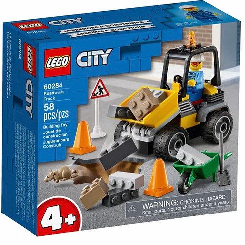 LEGO 60284 VEHÍCULO OBRAS PUBLICAS