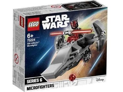 LEGO 75224 STAR WARS SITH INFILTRATOR