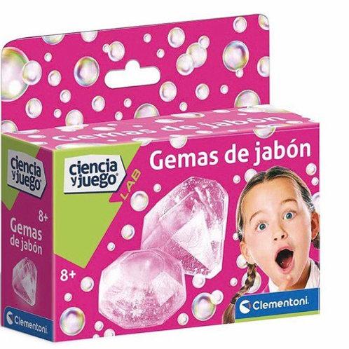 GEMAS DE JABÓN MINI CLEMENTONI