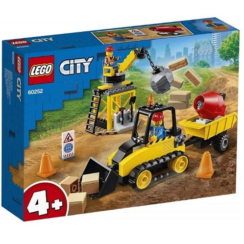LEGO 60252 BULDOCER DE CONSTRUCCIÓN