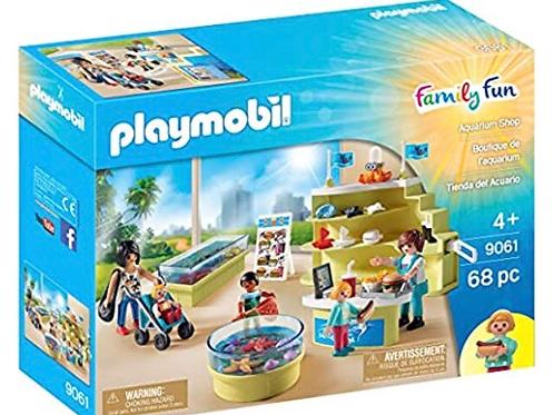 PLAYMOBIL 9061 TIENDA DEL ACUARIO