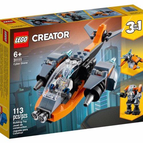 LEGO 31111 CIBERDRON