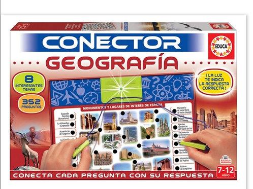 CONECTOR GEOGRAFÍA EDUCA