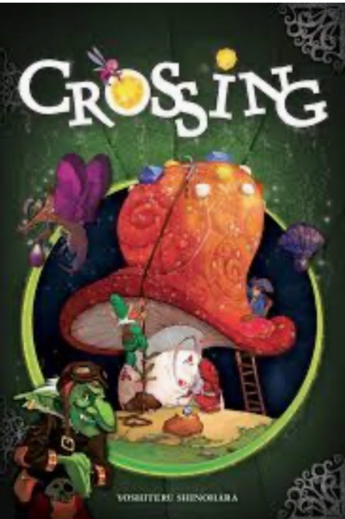 CROSSING ASMODEE