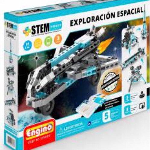 CONSTRUCCIÓN STEM SPACE