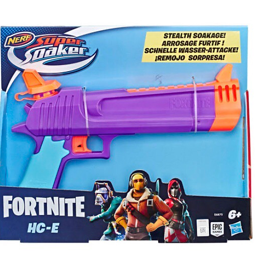 NERF SUPERSOAKER FORTNITE HC-E