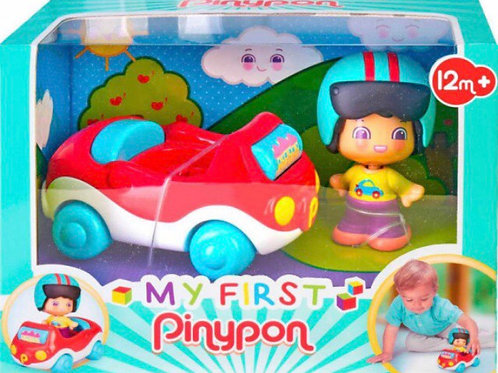 COCHE MY FIRST PINYPON