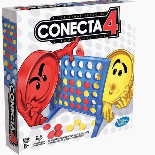 CONECTA 4 HASBRO