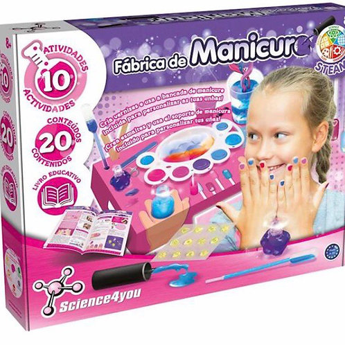 FÁBRICA DE MANICURA SCIENCE4YOU