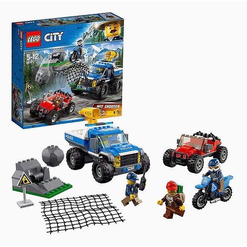 LEGO 60172 CAZA EN LA CARRETERA