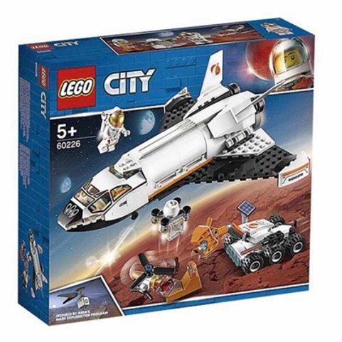 LEGO 69226 LANZADERA A MARTE