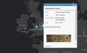 precambrian map enrico bonino