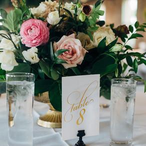 Table Arrangement Styles