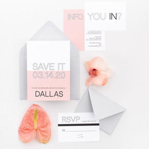 Styled Shoot | Pantone Color of the Year