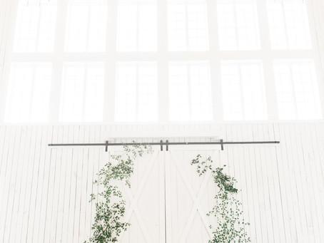 White Sparrow Barn | Mimi & Jonathan