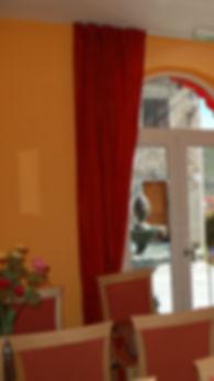 Salle petit-déjeuner hotel U Palazzu Venaco