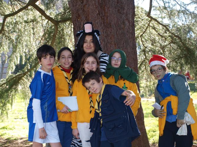 Relato del Campamento de Navidad (II)