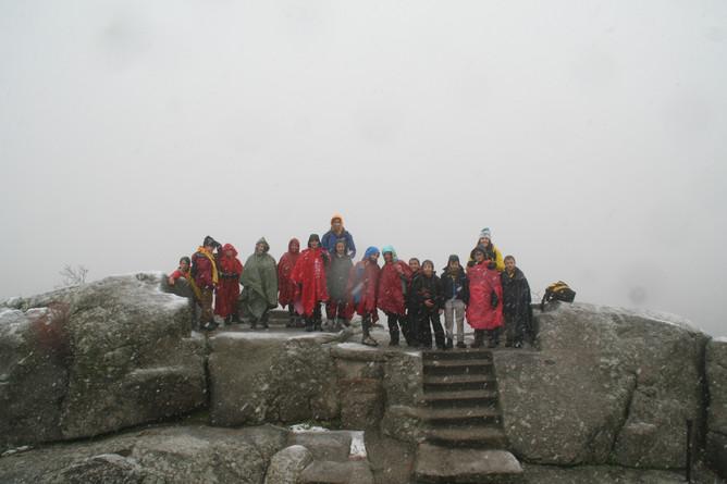 Crónica excursión a El Escorial