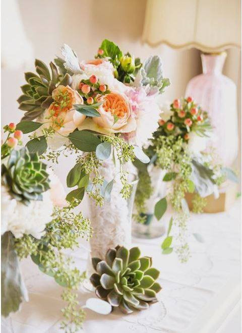 Succulent Wedding