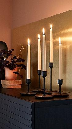 Black Candlestick Holder