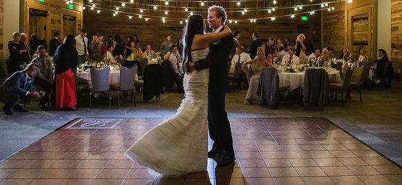 Hard Surface Dance Floor