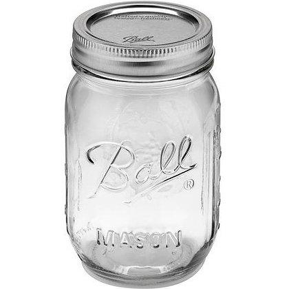 Quart Mason Jar