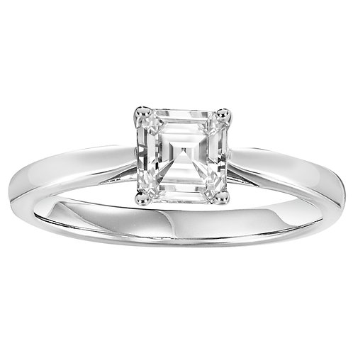 Princess Cut Diamond Ring 0.25ct to 3.00ct