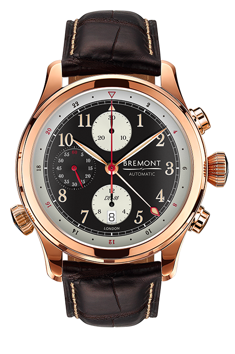 Bremont DH-88 Rose Gold Limited Edition DH/88/RG
