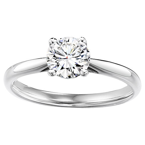 Round Brilliant Cut Diamond Ring 0.25ct to 3.00ct