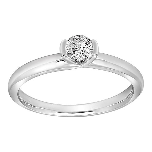 Diamond Ring 0.25ct to 0.50ct