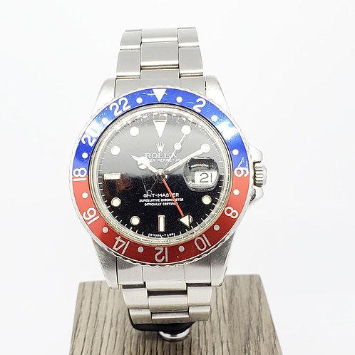 1984 Rolex GMT Master 16750
