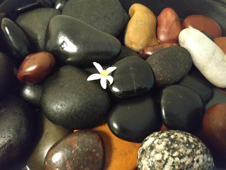 Swedish Massage with Hot Stones