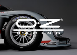 Diseño anuncios OZ Racing