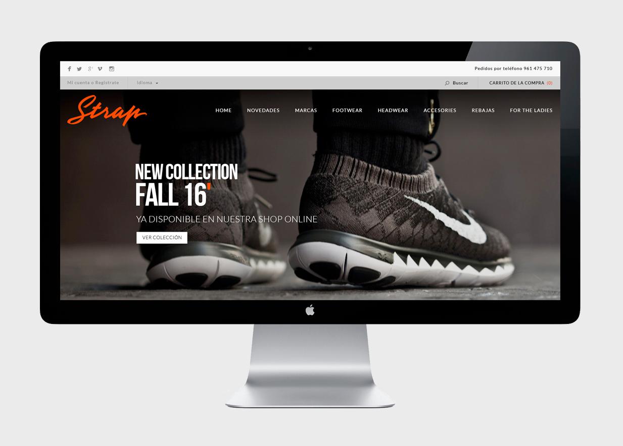 Tienda online STRAP