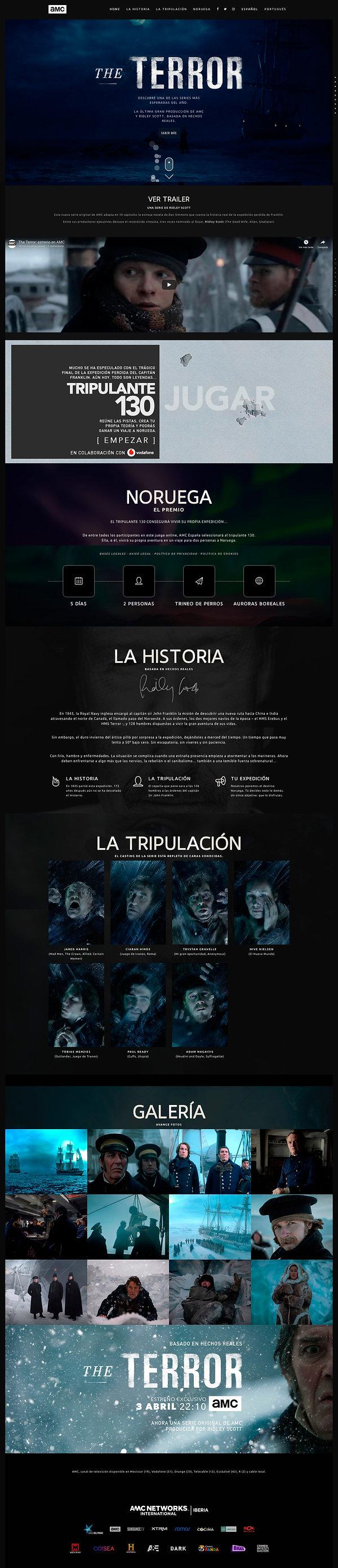 The Terror Ridley Scott