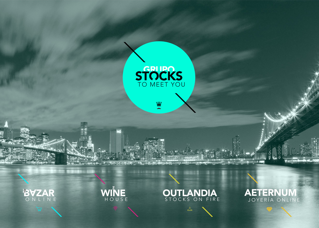 Identidad Corporativa Stocks