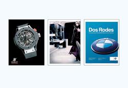 Diseño anuncios Revistas