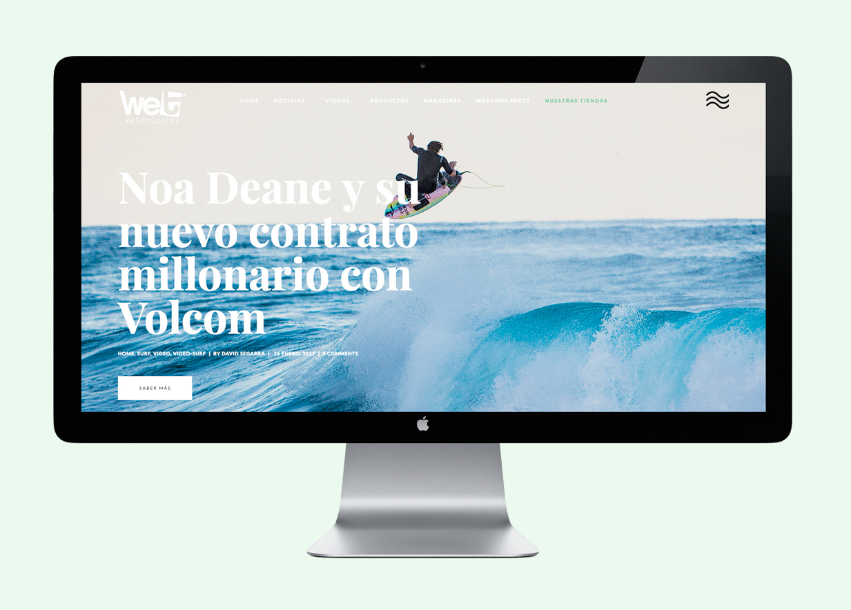 Blog WET