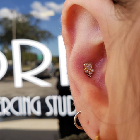 Drift Piercing Studios in Orlando, Florida