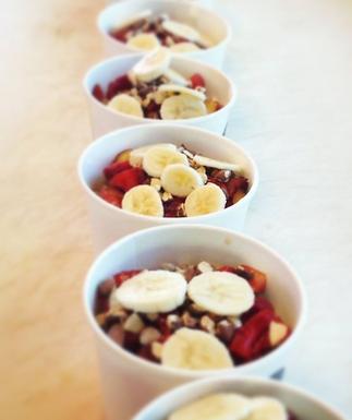 FFBowls Yogurt Parfait