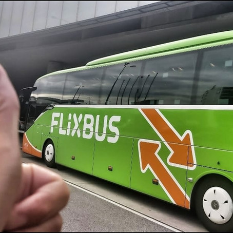 FlixBus - nově z Brna na letiště Vídeň