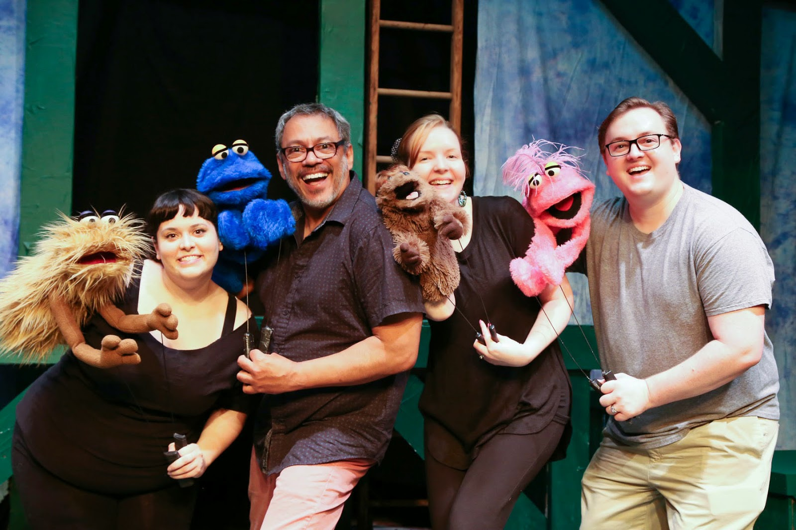 Puppet School with Roberto Ferreira