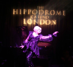 being understated at The Hippodrome Leic