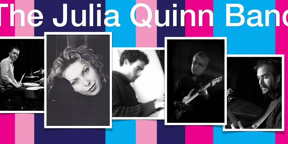 Motown Special with The Julia Quinn Band