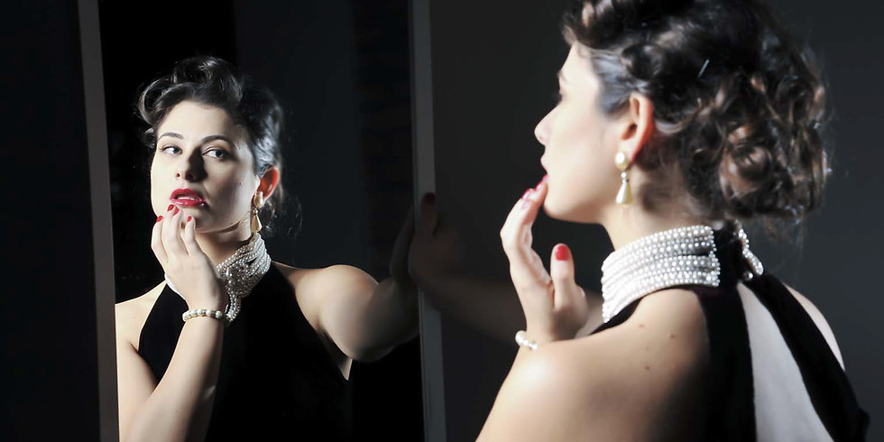 Viviana Zarbo - 'I am not Marilyn'