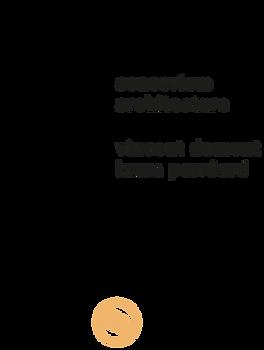 logo sensorium architecture architectes Fougères