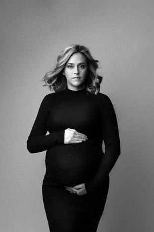 photographe de grossesse a Collonges - g