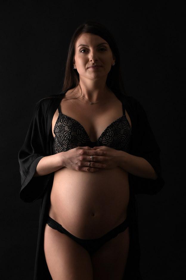 photographe de grossesse a Collonges Tho