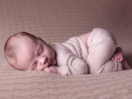 Une séance photo nouveau-né ...